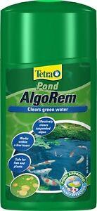 Tetra Pond Algorem 1000ml 1litre Green Water Algae treatment