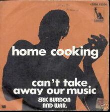 ERIC BURDON AND WAR 45 TOURS BELGIQUE HOME COOKING