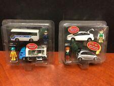 Tomica 70564 70560 Penguin Truck Highway Bus I-Miev Toyota Prius Lot EM4799