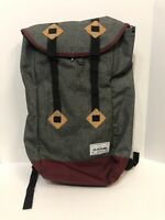 Dakine Trek 26L Backpack Mens Grey Red Brand New Free Shipping