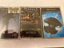 The CHILLS Cassette Tapes. Kaleidoscope World SOFT BOMB Submarine Bells Indiepop