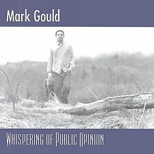 Unknown Artist : Whispering of Public Opinion CD