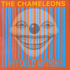 Why Call It Anything? by The Chameleons UK (CD, Aug-2001, Rtd)new not sealed