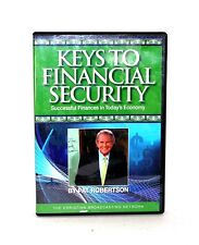 DVD VIDEO Pat Robertson Religion Personal Finance KEYS TO FINANCIAL SECURITY