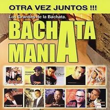 Bachata Manía [Sony] by Various Artists (CD, Jan-2006, Sony BMG)