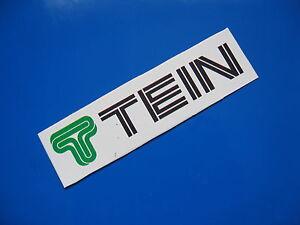 TEIN sticker/decal x2
