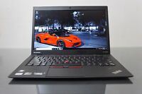 Lenovo ThinkPad X1 Carbon laptop Core i5 2.80Ghz 14' HD WebCam 8GB RAM 180GB SSD