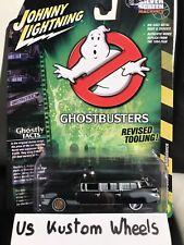 Johnny Lightning Ghostbuster Ambulance 1959 Projet Pre-ecto JLSS005 1/64