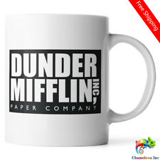 Dunder Mifflin The Office Funny coffee mug Dunder Mifflin Coffee Mug Tea Cup Mug