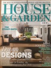 House and Garden magazine February 2012