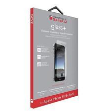 Zagg iPhone SE 5C 5S 5 InvisibleShield Glass + Extreme Pantalla/Protector arañazos