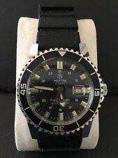 Mortima Super Datomatic Swiss Divers Watch - 1959