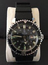 Mortima Super Datomatic Swiss Divers Watch