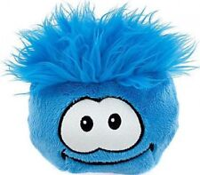 Club Penguin Blue Puffle 6-Inch Plush