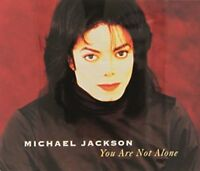 Michael Jackson | Single-CD | You are not alone (1995, #6623109)