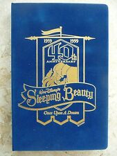 """SLEEPING BEAUTY"" 40th Anniversary Comm. Ed. 24k Gold Card Set ,119/300, NEW!!"