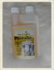 Sheepskin Rug Cleaning and Conditioning Care Shampoo WOOLSKIN Woolwash 250ml