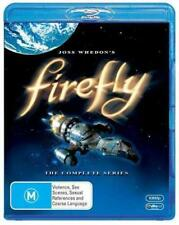 FIREFLY - THE COMPLETE SERIES  -  Blu Ray - Sealed Region B