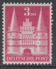 GERMANY - BIZONE American & British occ - Castles  Mi 99/Iwg  perf.11