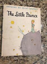 Antoine de Saint-Exupery The Little Prince 1943 HC DJ Harcourt Brace & World