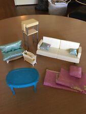 Barbie Fashion Fever Furniture lot Mattel 2006