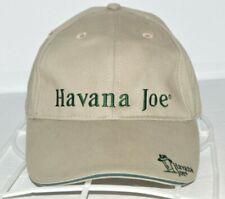 Havana Joe Hat Adult One Size Stretch Fit Baseball Hat Shoes Logo Cap