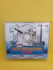 101 More Housework Songs (5 cds) Various Artists 🎵 MUSIC CD 🎵 FREE POST