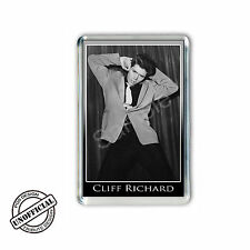 Cliff Richard FRIDGE MAGNET PGS7050FM-GRATIS UK FRANQUEO