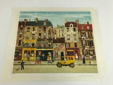 Michael Delacroix Hand Signed & Numbered Limited Edition Lithograph
