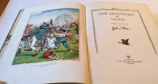 New Adventures of Alice by John Rae 1917 Color and Black and White Illustrations