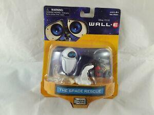 Disney Pixar WALL-E The Space Rescue Movie Scene Figure