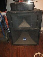 rcf 4pro 7001 a mh mid range loud speaker