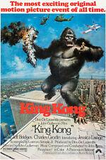 King Kong - 1976 - Movie Poster