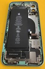 100% Original Apple iPhone 11 Green Rear Glass OEM Factory Housing 93% Battery
