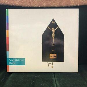 PETER GABRIEL STEAM 1993 POP CD SINGLE