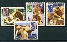 Romania 2016 MNH Engines Royal Passion 4v Set Cars Motorcycles Aviation Stamps