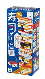 OH! Sushi Game Party Balance Game Sushi with English translation from Japan