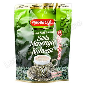 Menengic Pistachio Coffee Turkish Menengic Kahvesi Ground Fine 200g
