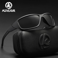 KDEAM Men Polarized Sunglasses Outdoor Driving Fishing Riding Sport Glasses Hot