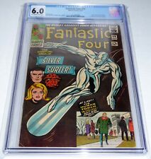 Fantastic Four #50 CGC Universal Grade Silver Surfers Battles Galactus Stan Lee