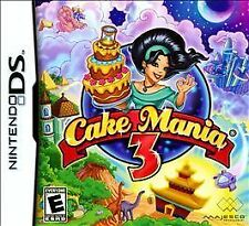 DS Cake Mania 3 *Game Cartridge Only*