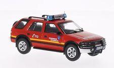 """wonderful modelcar OPEL FRONTERA A 1991 """"Feuerwehr Offenbach""""  - scale 1/43"""