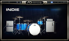 XLN Audio Indie ADPak Samples Addictive Drums Virtual Drum Instrument Expansion