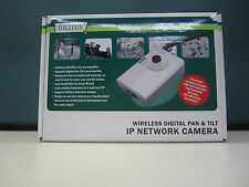 IP NETWORK CAMERA WIRLESS DIGITAL PAN & TILT