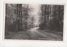 Crutches Wood Jordans Buckinghamshire 1965 RP Postcard 921a