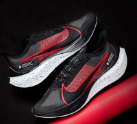Nike Zoom Gravity Running Mens Shoes BQ3202-005 Black University Red  NICE! NIB