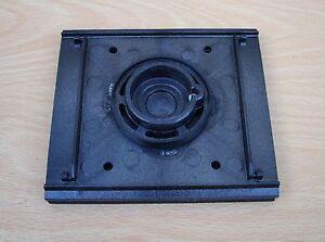 MAKITA BASE PLATE AND RUBBER PAD BO4550 M904 PALM SANDER NEW BASEPLATE B04550