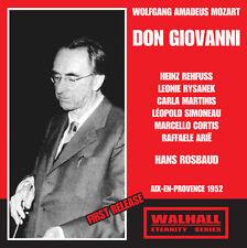 Mozart / Rehfuss / Paris Vocal Ensemble / Cortis - Don Giovanni [New CD]