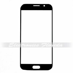Black Screen Glass Lens Replacement for Samsung Galaxy S6 b507