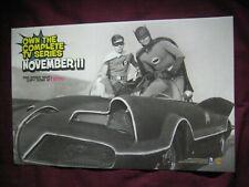 Batman 1966 Series Promo Poster Fan Expo Comic Con 2014 Adam West